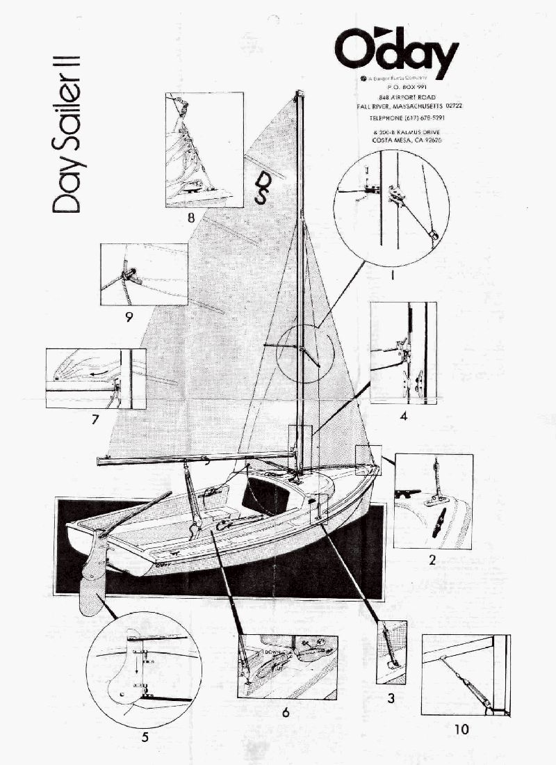 Omc Boat Technical Info Manual Guide
